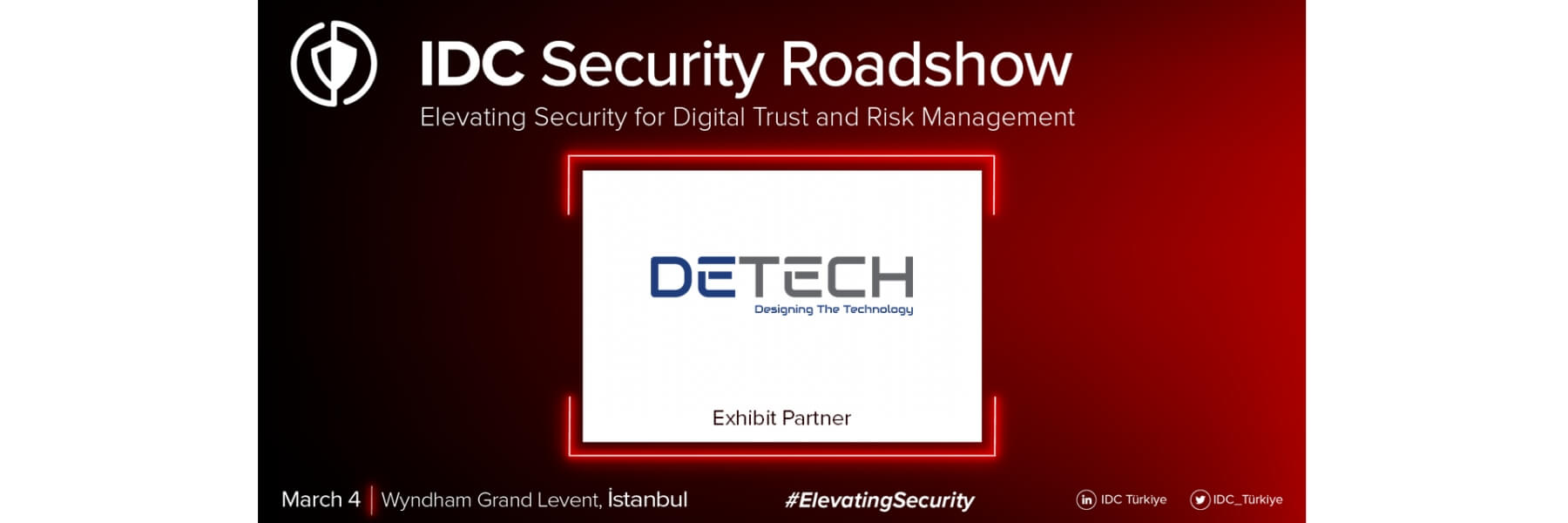 IDC IT Security Roadshow 2020